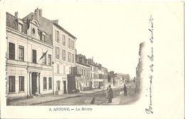 CPA Antony La Mairie - Antony