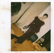 POL126 Polaroid Photo Vintage Original Mode Fashion Mannequin Model Femme Woman - Foto