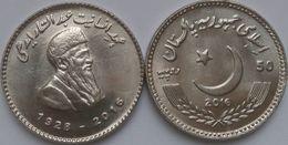 PAKISTAN  50 RUPEES 2016 BDUL SATTAR EDHI FDC UNC - Pakistan