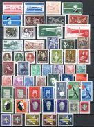 DDR Jahrgang 1957 Komplett Postfrisch (15995) - [6] Democratic Republic