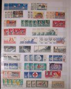 Énorme Collection DDR Allemagne Orientale : + 2200 Timbres Oblitérés + Album - Sellos