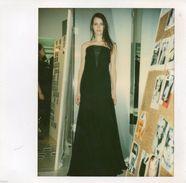 POL133 Polaroid Photo Vintage Original Mode Fashion Mannequin Model Femme Woman - Sonstige