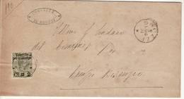 9861 COMUNITA BROZZI X CAMPI BISENZIO - VALEVOLE PER LE STAMPE - 1878-00 Umberto I