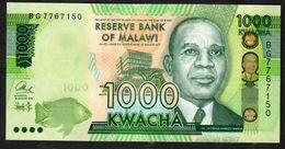 MALAWI  : 1000 Kwacha - 2016 - UNC - Malawi