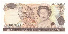 New Zealand, 1 Dollars,  XF+. - Nuova Zelanda