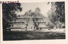 3 CARTE PHOTO : CAMBODGE KAMPUCHEA PAGODE D'ARGENT PHNOM-PENH INDOCHINE CAMBODIA ANGKOR - Cambodge