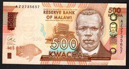 MALAWI  : 500 Kwacha - 2014 - UNC - Malawi