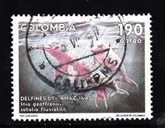 Colombia 1991 Mi Nr 1828  Dolfijn - Colombia