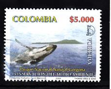 Colombia 2004 Mi Nr 2356 Bulrug Bij Eiland Gorgona - Colombia