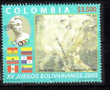 Colombia 2005 Mi Nr 2386  Sportspelen - Colombia