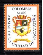 Colombia 2005 Mi Nr 2392  Wapen Van De Stad Facatativá. - Colombia