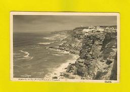 REAL PHOTO POSTCARD PORTUGAL AZENHAS DO MAR SINTRA 1950 Years - Postcards