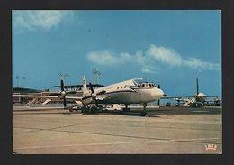 Pc MALEV IL-18 ILYUSHIN 18 AIRPLANE HUNGARY AIRLINES AIRPLANE AIRCRAFT AVIONS - Transportation