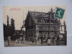 89 ROUSSON Yonne Chalet En Construction - France