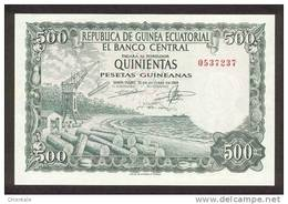 EQUATORIAL GUINEA P.  2 500 P 1969 UNC - Equatoriaal-Guinea