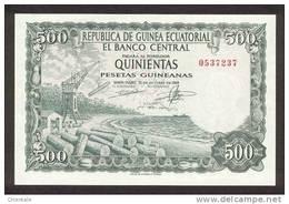 EQUATORIAL GUINEA P.  2 500 P 1969 UNC - Guinea Ecuatorial