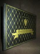 """""""MUNCHNER BILDERBUCH"""" ACKERMANN Gravur Gravure Engraving Buttner... Munchen Munich Deutchland Allemagne Germany C1951 ! - Munich"""