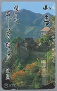 JP.- Japan, Telefoonkaart. Telecarte Japon. NTT - LANDSCHAP - Landschappen