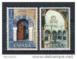 Sahara 1974. Edifil 314-15 ** MNH. - Sahara Spagnolo