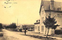 Lierneux - La Gare (animée, Desaix, Edit Victor Denis, 1923) - Lierneux