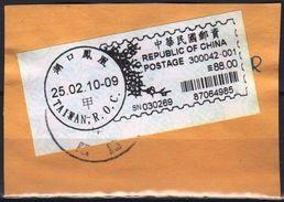 Taiwan  Flamme Postale - 1945-... República De China