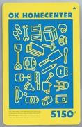 JP.- Japan, Telefoonkaart. Telecarte Japon. OK HOMECENTER 5150 - Reclame