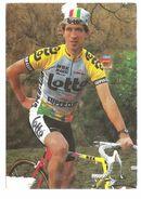 Wielrennen - Wim Van Eynde - Lotto - Sportifs
