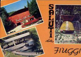 Saluti Da Fiuggi - Frosinone - 339 - Formato Grande Viaggiata – E 3 - Frosinone