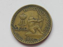 Bon Pour 2 Francs 1924 - Crédit Foncier De  MONACO    ***** EN ACHAT IMMEDIAT **** - Monaco