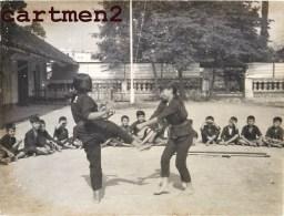KUNG-FU CHINE CHINA VIETNAM SPORT COMBAT KARATE QI GONG ARTS MARTIAUX NUNCHAKU MARTIAL ARTS BOXE AIKÏDO KUNTAO JUDO - Martial
