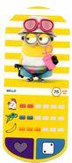 IM275 : Auchan Moche Méchant Carte N°75 BELLO - Trading Cards