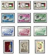 SYRIA, Yv Av. 230/38, 244/45, 253, ** MNH, F/VF - Syrien