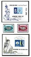 SYRIA, Yv Av. 327/28, Bk. 21/22, ** MNH, F/VF - Syria