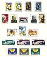 SYRIA, Yv 242/46, 254/58, Av. 341, 344, 348/351, 353/54, ** MNH, F/VF - Syria