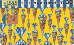 TARJETA TELEFONICA DE FINLANDIA. (0560). - Finlandia