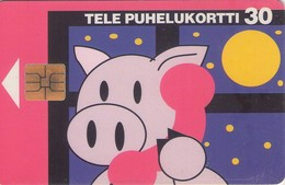 TARJETA TELEFONICA DE FINLANDIA. (619). - Finlandia