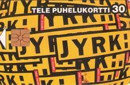 TARJETA TELEFONICA DE FINLANDIA. (629). - Finlandia