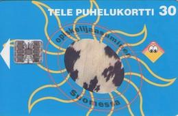 TARJETA TELEFONICA DE FINLANDIA. (630). - Finlandia