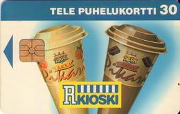TARJETA TELEFONICA DE FINLANDIA. (633). - Finlandia