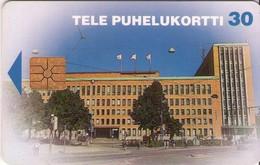 TARJETA TELEFONICA DE FINLANDIA. (634). - Finlandia