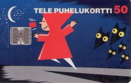 TARJETA TELEFONICA DE FINLANDIA. (640). - Finlandia