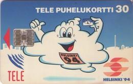 TARJETA TELEFONICA DE FINLANDIA. (641). - Finlandia