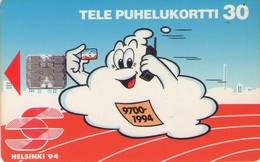 TARJETA TELEFONICA DE FINLANDIA. (644). - Finlandia