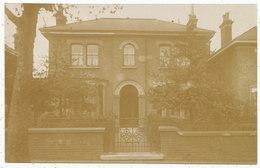 Unidentified Large House - England