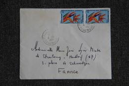 Lettre Du CAMEROUN à FRANCE - Camerun (1960-...)