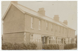 Unidentified Terrace Of Three Houses - England