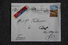 Lettre Du MAROC à FRANCE - Marocco (1956-...)