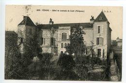 Périgueux Vésone Hôtel De Lestrade De Conti - Périgueux
