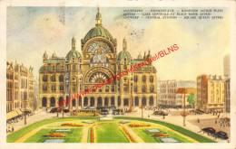Middenstatie - Koningin Astridplein - Antwerpen - Antwerpen