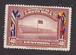 Costa Rica, Scott #205, Used, National Stadium, Issued 1941 - Costa Rica